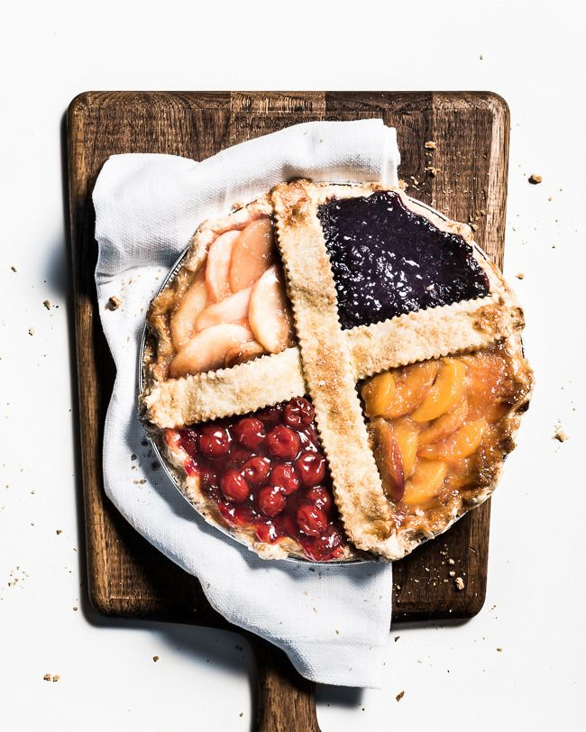 Perfect for Pie Day today (3/14)!