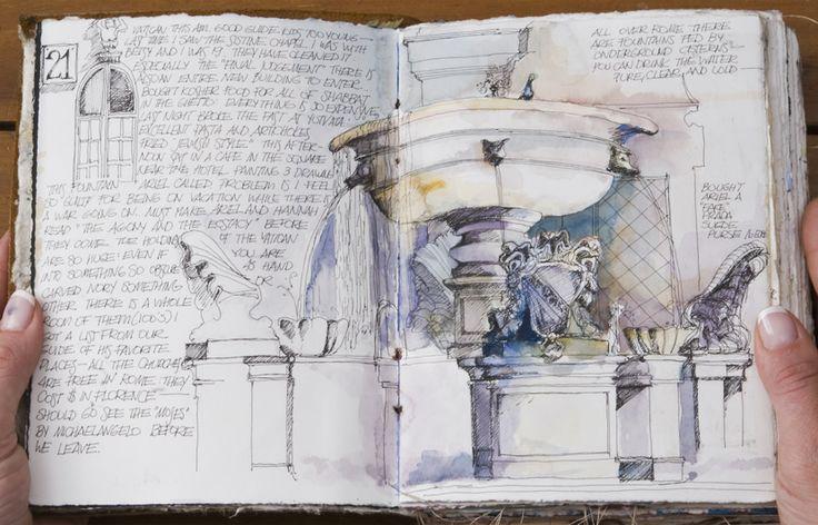 Andi Arnovitz | Sketch 58