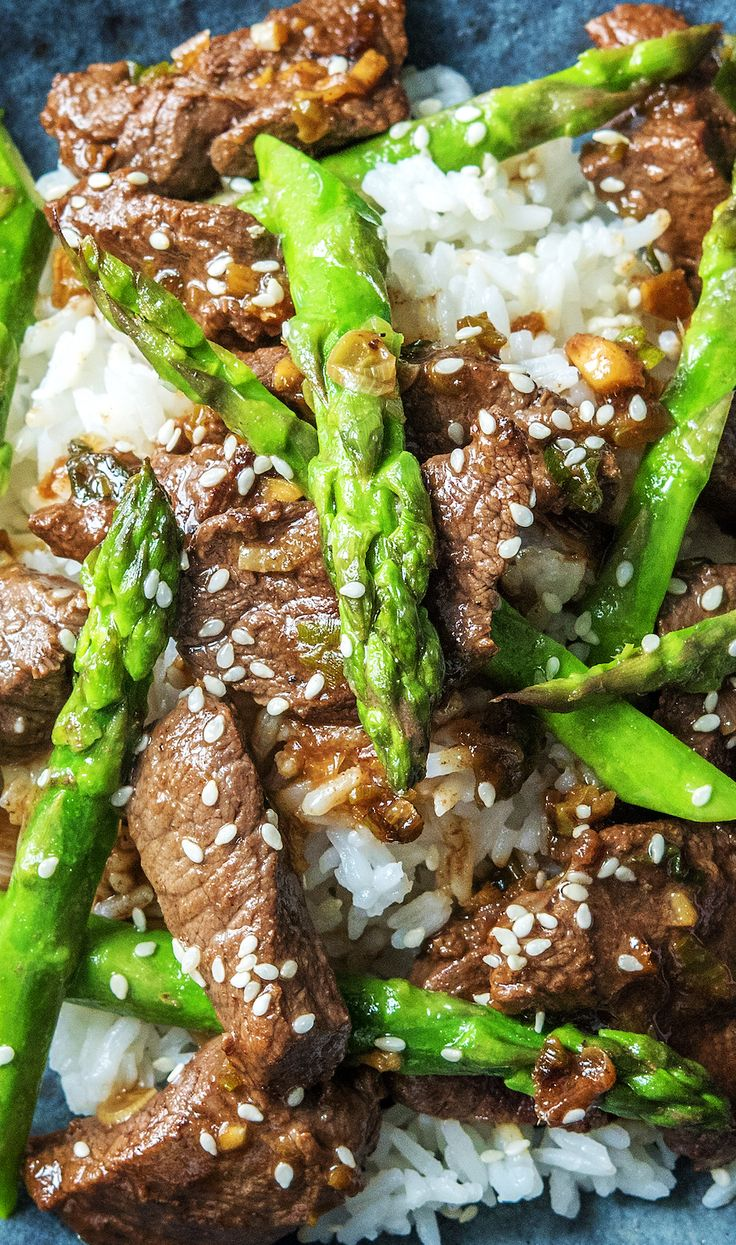 """Easy beef stir-fry recipe 