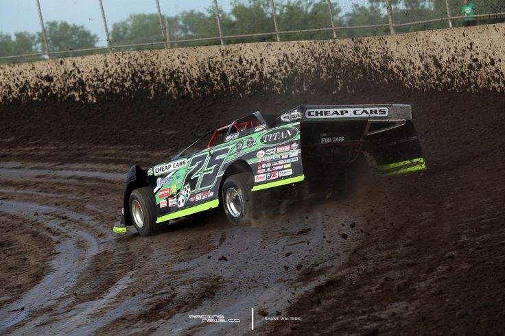 """Jason Feger: """"I think we're kinda at a crossroads right now in our sport."""" https://racingnews.co/2017/10/01/jason-feger-cutting-costs-of-dirt-late-model-racing/ #jasonfeger"""