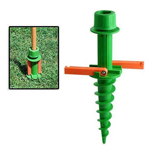 Light Stand Ground: Quick & Easy In-Ground Umbrella Stand Pole Holder