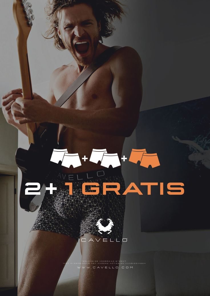 ACTIE TIJD; Cavello 2+1 GRATIS Bestel 3 Cavello 2-pack boxershorts bij Twyst en betaal er slechts 2 ! Bekijk hier de actie artikelen; https://www.twyst.nl/heren/cavello Wat een waanzinnige actie! Geldig op de oranje gemarkeerde #boxershorts van Cavello en maar liefst t/m 15 juli a.s. Zo kun je nog eens een mooi #vaderdag cadeau scoren ;) #cavello #actie #twyst #underwear #ondergoed #boxershort #onderbroek #korting #gratis
