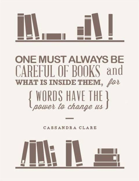 Books have the power to change