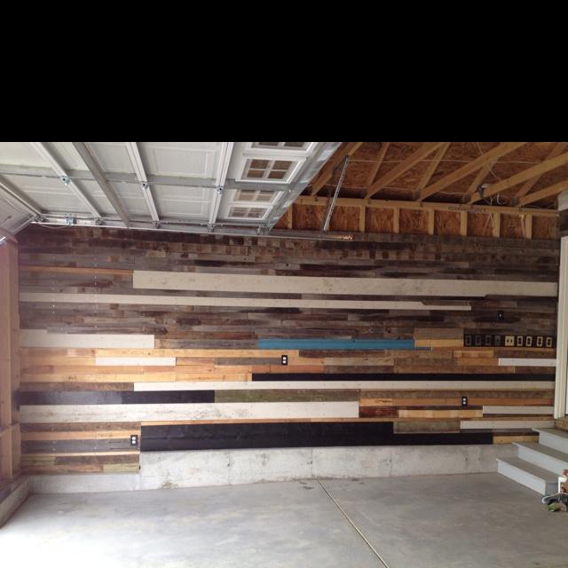Slate Wall Panels Garage Man Cave Ideas Garage Storage: 19 Best Garage Ideas Images On Pinterest