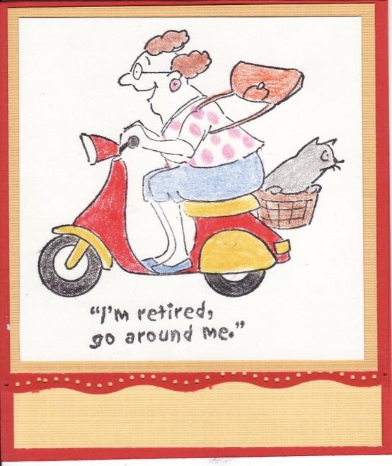 Card Making Ideas Retirement Part - 25: Humorous Retirement Qu.
