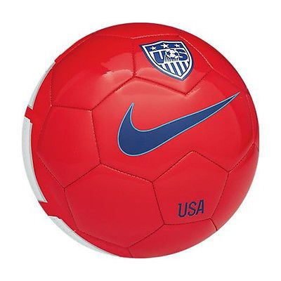 NIKE USA SOCCER NATIONAL TEAM SUPPORTERS 2015 SOCCER BALL SIZE 5