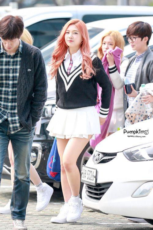 118 Best Red Velvet Style ★ Images On Pinterest