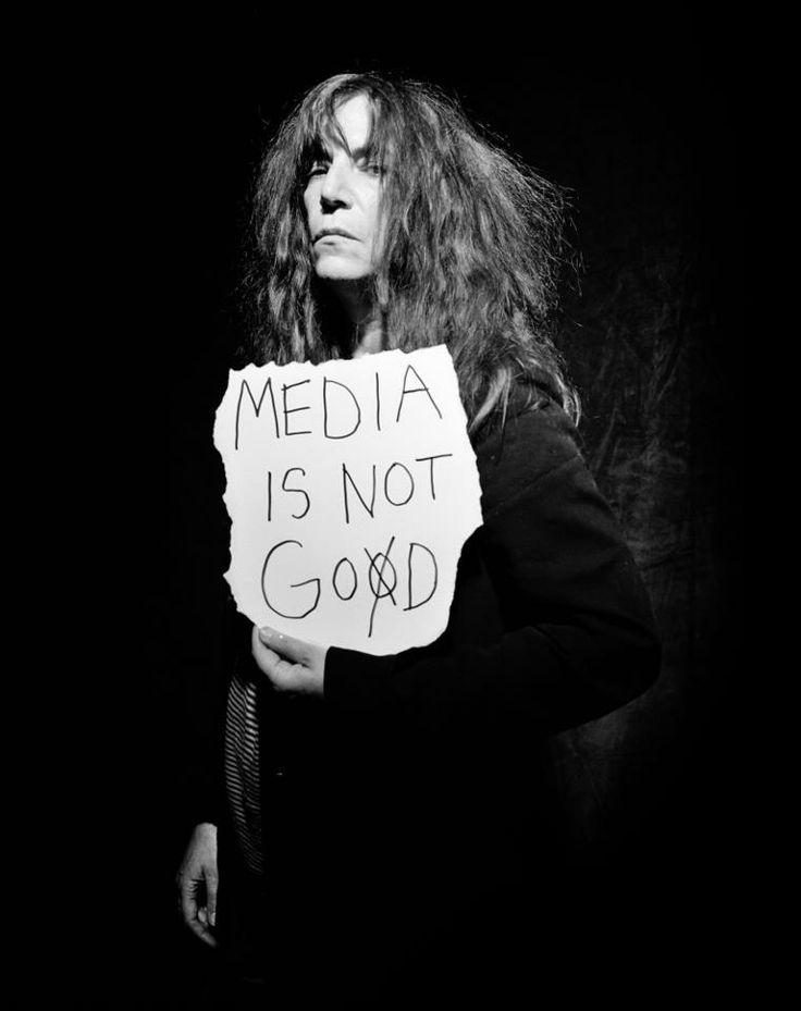 media is not god