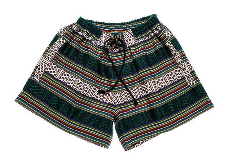 Bohemian shorts for Women in beautiful pattern and colors by Aviimade on Etsy