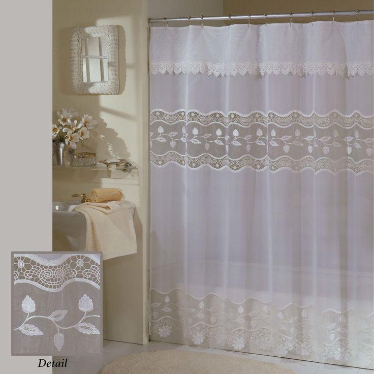 Elegant Bathroom Valances: 1000+ Ideas About Shower Curtain Valances On Pinterest