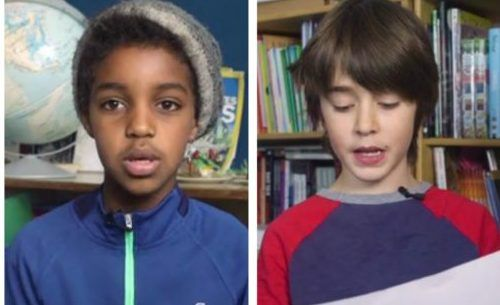 Watch: NBC uses a group of school children to make a video trashing Trump