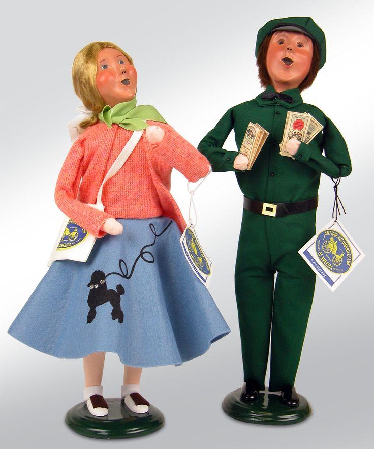 Victorian Carolers Figurines: 311 Best CAROLERS/FIGURINES Images On Pinterest