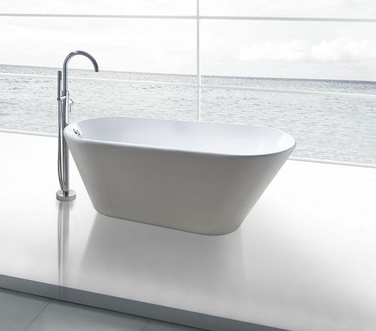 33 best Badewanne freistehend images on Pinterest Bathtubs - freistehende badewanne