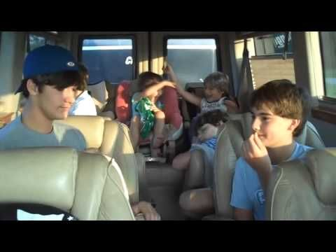Guy Penrod and family on the way to Branson, Mo., 2010. #GuyPenrod http://youtube.com/guypenrodmusic