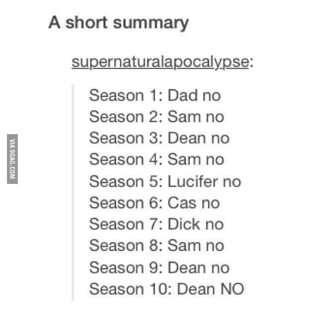 Season 11, Casifer NO