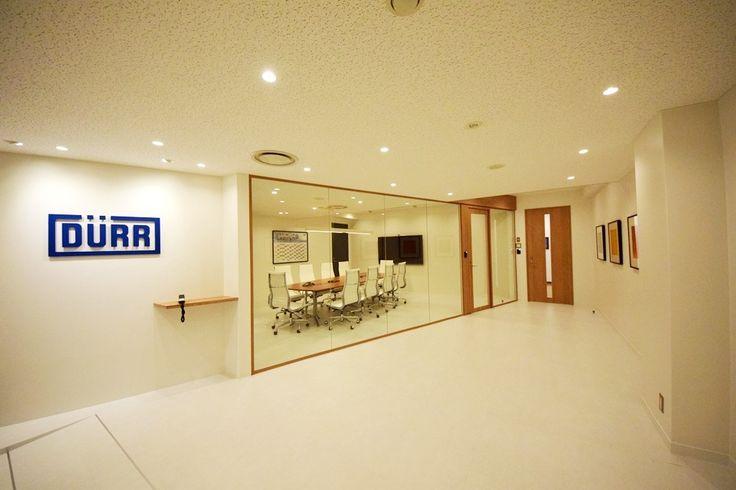 フリーアドレスオフィス |オフィスデザイン事例|デザイナーズオフィスのヴィス