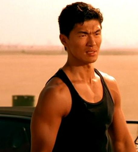 Rick Yune in Fast and the Furious 2