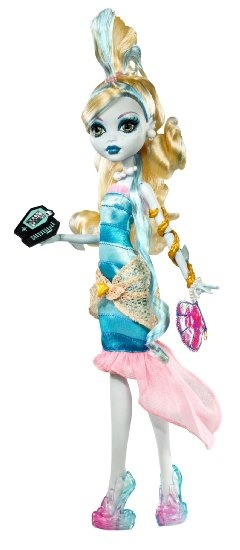 Monster High Dawn Of The Dance Lagoona Blue Doll amazon