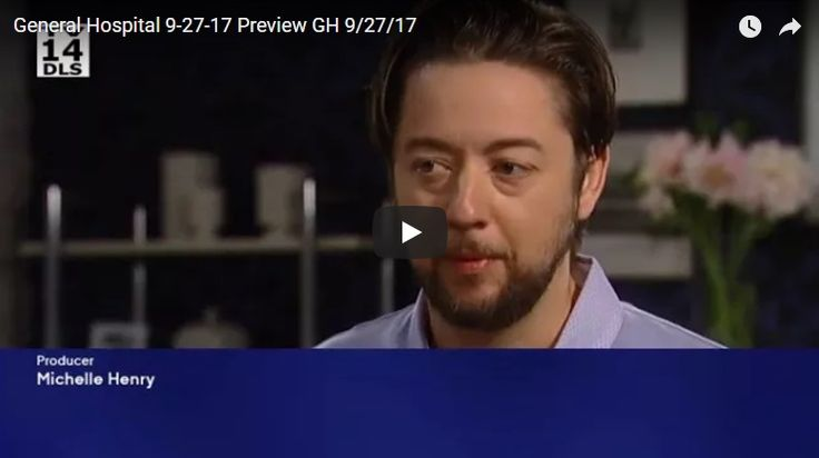 WATCH: General Hospital Preview Video Wednesday September 27