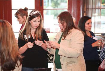 Close Encounters of the Networking Kind: Power Networking Tips & Techniques.Written by  Rae Stonehouse.