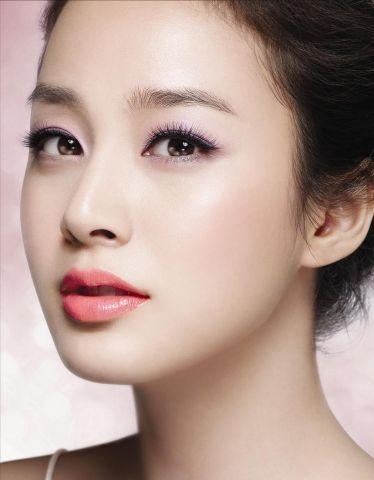 kim tae hee makeup