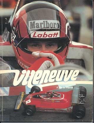 Gilles Villeneuve The Book!