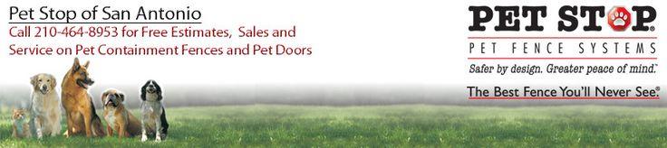 Hale Pet Doors - San Antonio Pet Door & Electric Dog/Cat Fence Installations
