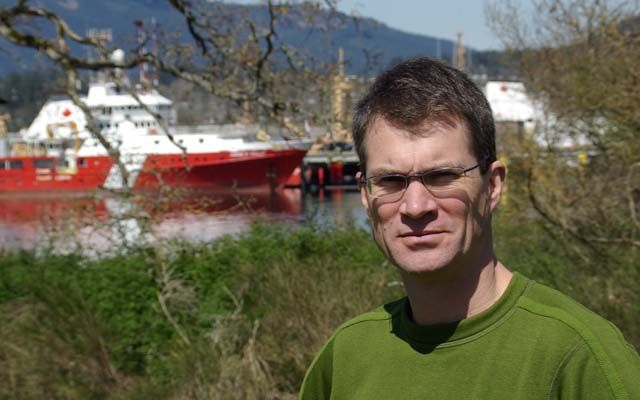 Water-sample tests on the B.C. coast have found up to about 9,200 particles of plastic per cubic metre, the director of a new ocean pollution science program at the Vancouver Aquarium said Tuesday.