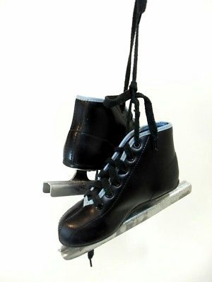 Antique Children's Ice Skates Vintage, Winter Decor Ice Skates
