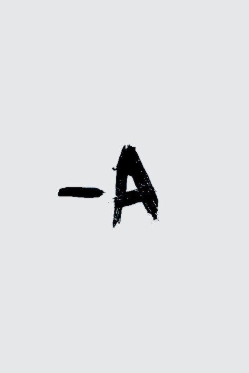 """A"" Pretty Little Liars lockscreen"