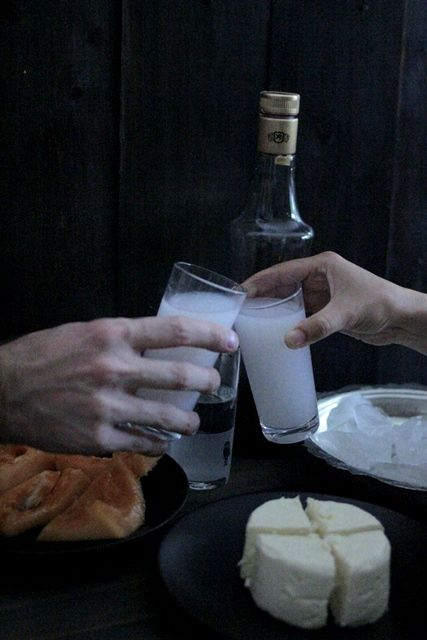 Great blog post by Ilke's Kitchen about rakı and family. :) http://www.ilkeskitchen.com/2013/08/lions-milk-is-the-turks-blood/
