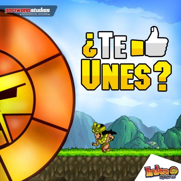 Unete a Inka Madness /  Join Inka Madness. #inkamadness #peru #games #apps #App #ios #wp #comboaereo #modeplay #play