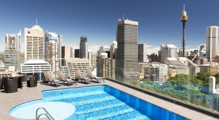 Pullman Sydney Hyde Park Sydney Located on Hyde Park in the Sydney CBD (Central Business District), Pullman Sydney Hyde Park features 2 restaurants and a rooftop pool and patio. All guest rooms offer views of the park or city and feature an LCD TV with cable channels.