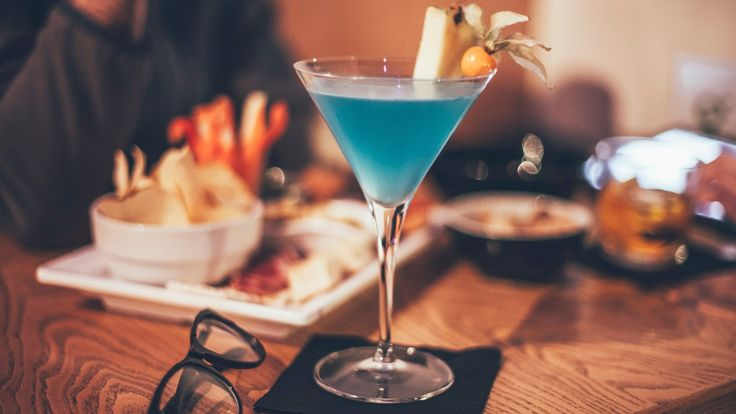awesome The Blue Cocktail HD