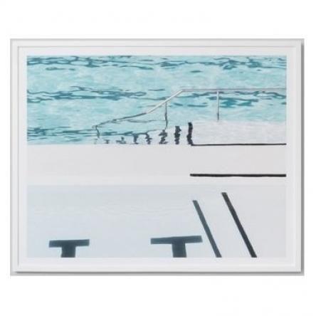 Ocean Pool | Framed Photographic Print