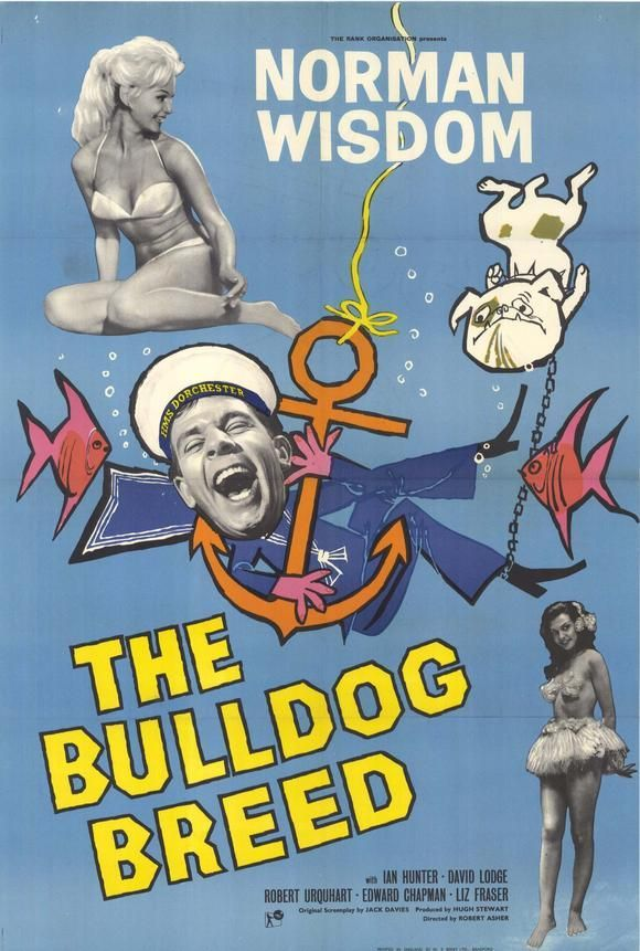 Norman Wisdom Bulldog Breed My 2nd Fav Norman Film Real Navy