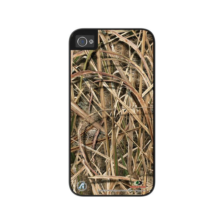 Airstrike® Mossy Oak Shadowgrass Blades Camo Phone Case iPhone 5s Case, Mossy Oak Camo iPhone 5 Case, Mossy Oak iPhone Protective Phone Case-50-8040
