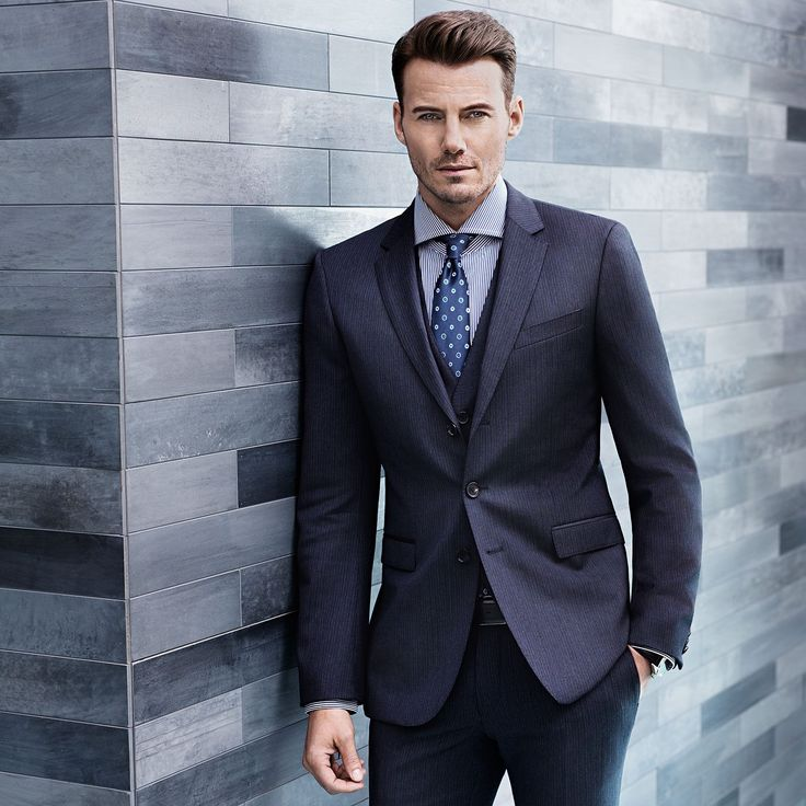 HUGO BOSS Make self-confidence, assertiveness and a perfect-fitting suit your top three companions this week.
