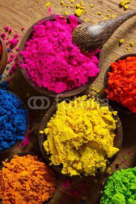 Indian pigments© PicciaNeri