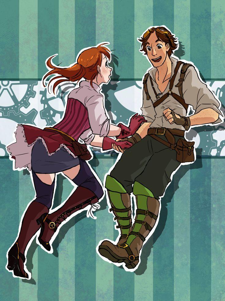 Mary et Nod Epic animated movie, Epic movie, Cartoon