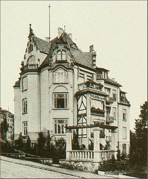 German Historismus Buildings