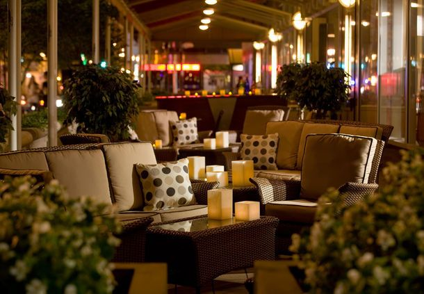 Philadelphia Marriott Downtown - Restaurants in Downtown Philadelphia