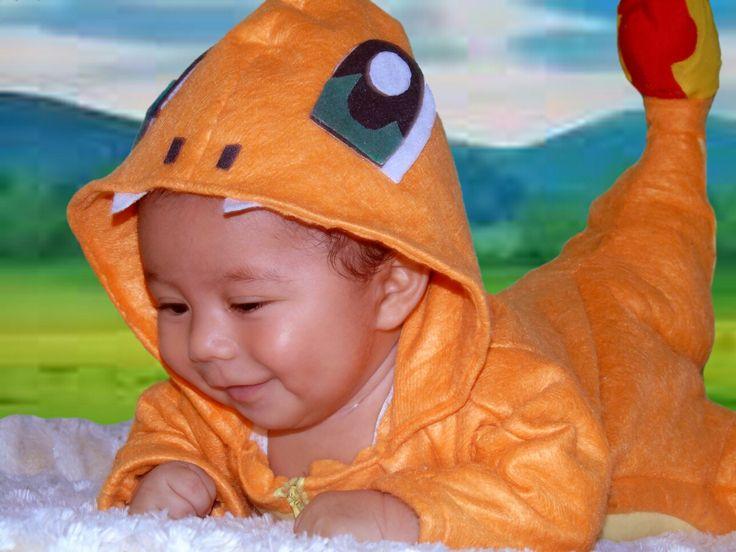 baby charmander!