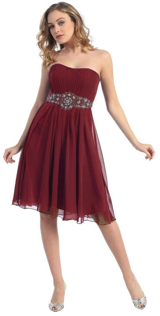 17 best images about maroon wedding on pinterest wedding for Maroon dresses for wedding
