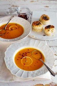 morotssoppa med apelsin