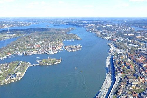 Helikoptersightseeing Stockholm | Greatdays testar | Greatdays Upplevelsepresenter