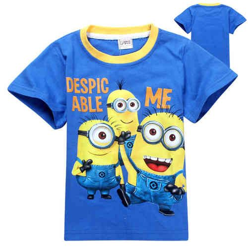 Despicable Me2 Baby Minion Tshirt