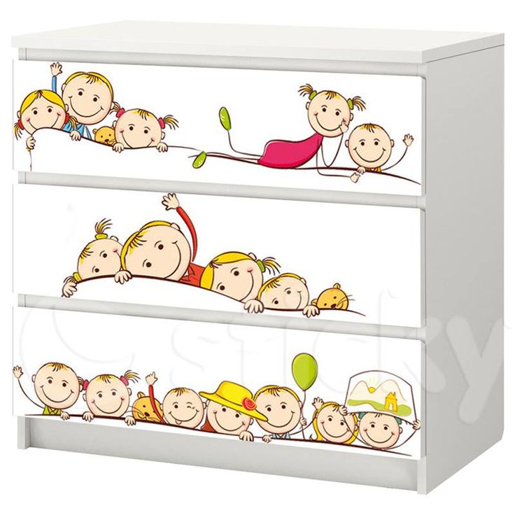 Furniture Sticker HAPPY KIDS by Sticky!!!