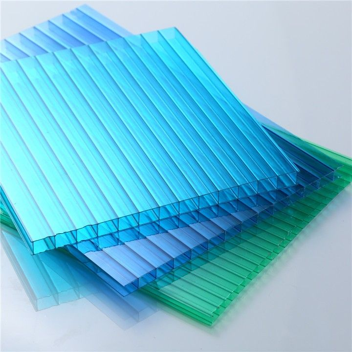 Polycarb Roof Polycarbonate Pc Corrugated Roofing: Plastic Raw