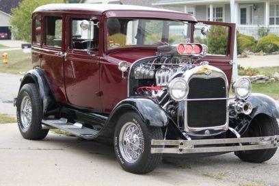 1929 Ford model A custom car pics | Used Classic Car For Sale in Swartz Creek, Michigan: 1929 Ford Model A ...